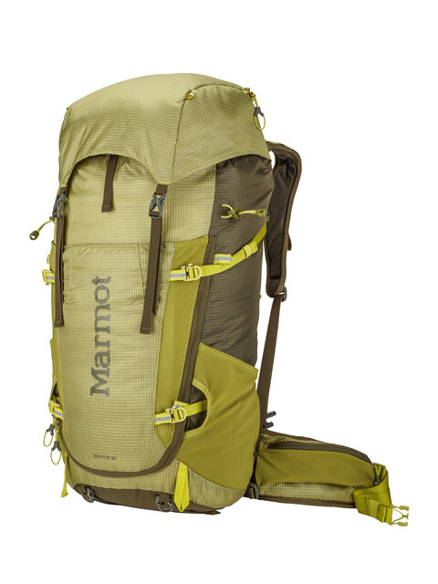 Marmot Graviton 38 Backpack yellow